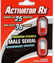 What is Activator RX?