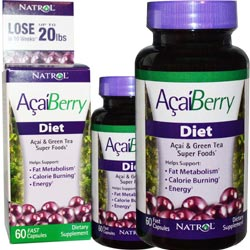Natrol Acai Berry Review Does This Product Really Work